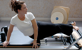 pilates reformer workout